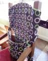 Zobrazit detail - Cestovní jídelní židlička PŮJČOVNA