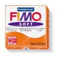 Zobrazit detail - FIMO Soft 56g blok oranžová (mandarinka)