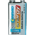 Zobrazit detail - Alkalická baterie 9V Conrad energy