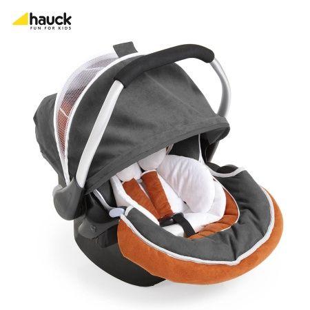 Autosedačka Zero Plus Select Hauck Orange