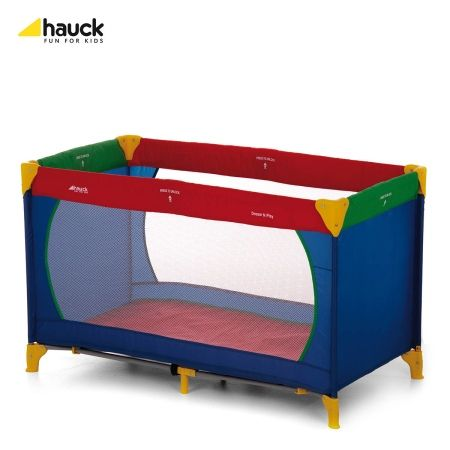 Cestovní postýlka Dream'n Play Hauck Multicolor
