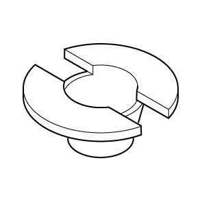 Držák ventilu Suplementor Medela