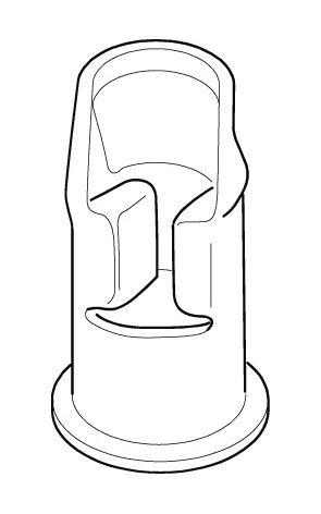 Dudlík ve tvaru lžičky SoftCup Medela