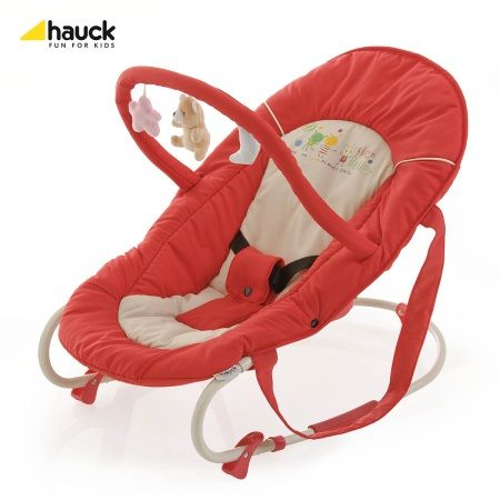 Houpací lehátko Bungee deluxe Hauck Alien Baby