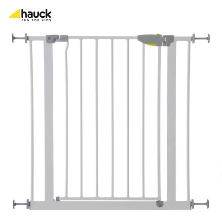 Zábrana Squeeze Handle Safety Gate Hauck White