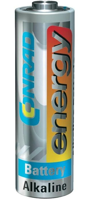 Alkalická baterie AA Conrad energy