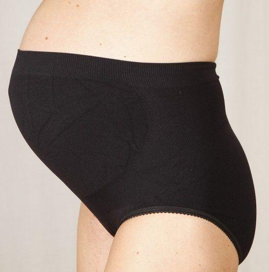 Kalhotky těhotenské podpůrné černé S Carriwell