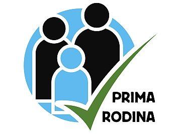 Logo internetového obchodu Prima Rodina