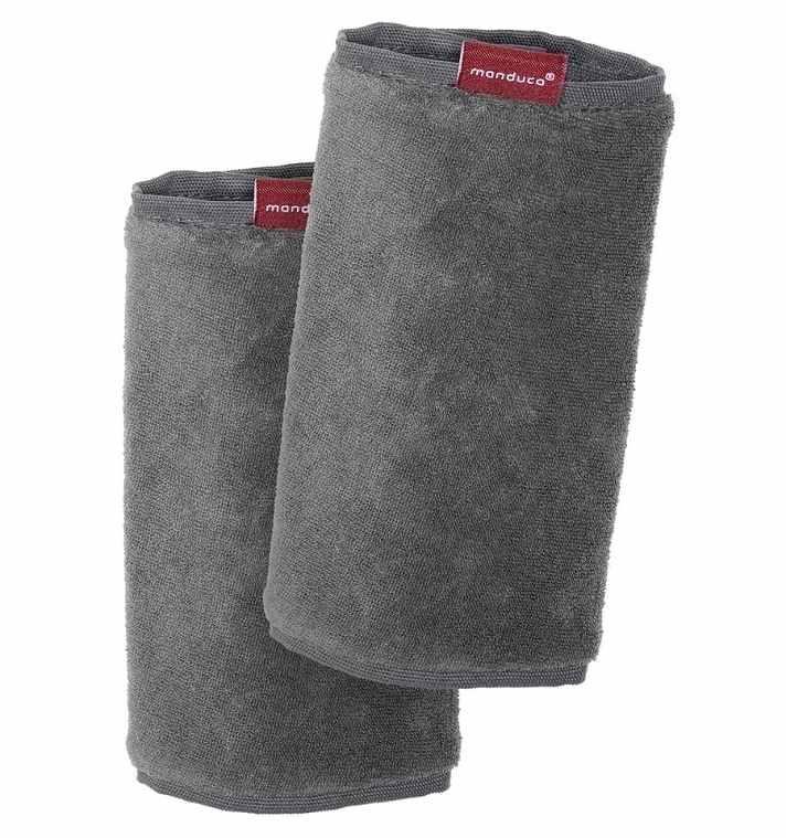 Návleky FumBee na nosítko Manduca šedé