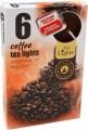 Vonné čajové svíčky 6ks - koffee - káva