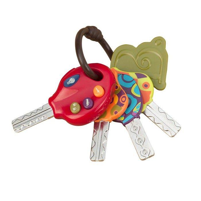 Elektronické klíčky LucKeys B Toys