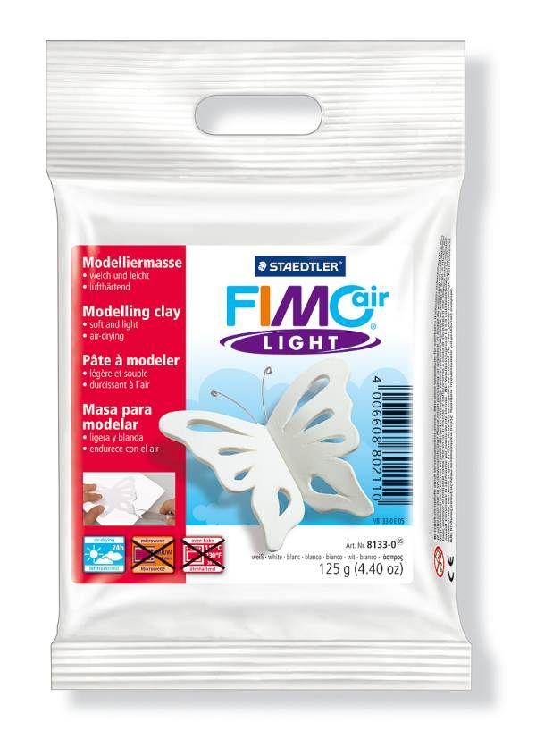 FIMO Air Light 125 g bílá Staedtler