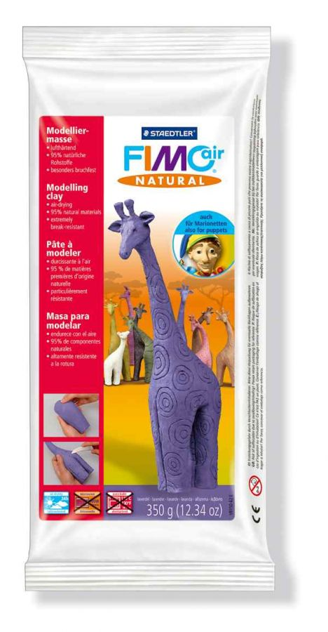 FIMO Air Natural 350 g levandule Staedtler