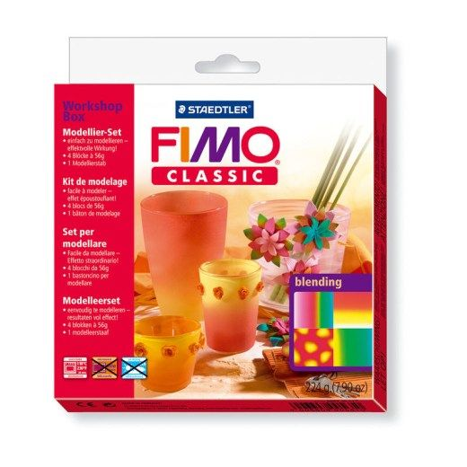 FIMO Classic Workshop Box Blending - dárková sada Staedtler