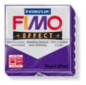 FIMO Effect 56g blok - fialová se třpytkami- třpytivá lila (efekt)