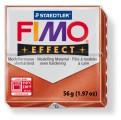FIMO Effect 56g blok - měděná- měď (efekt)