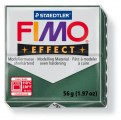FIMO Effect 56g blok - metalická opálová- Opal zelená (efekt)
