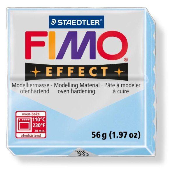FIMO Effect 56g blok - pastel voda (efekt) Staedtler