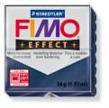FIMO Effect 56g blok - metalická safírová (efekt)