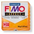 FIMO Effect 56g blok - transparentní oranžová (efekt)