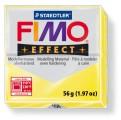 FIMO Effect 56g blok - transparentní žlutá (efekt)