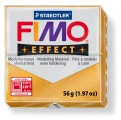 FIMO Effect 56g blok - metalická zlatá (efekt)