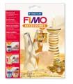 FIMO kovové plátky vícebarevný (multicolor)