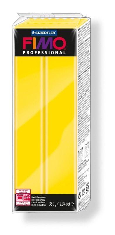 FIMO Professional 350g žlutá (základní) Staedtler