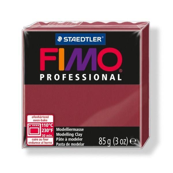 FIMO Professional 85g bordó Staedtler