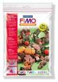 FIMO Silikonová forma Autumn decorations (Podzimní dekorace)