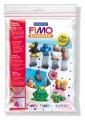 FIMO Silikonová forma Funny animals (Veselá zvířátka)
