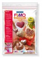 FIMO Silikonová forma Hearts (Srdce)