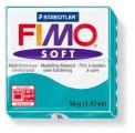 FIMO Soft 56g blok tyrkysová - azurová (Peprmint tyrkys)
