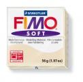 FIMO Soft 56g blok béžová (Hnědá Sahara)