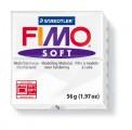 FIMO Soft 56g blok bílá