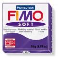 FIMO Soft 56g blok fialová (švestková)