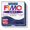 FIMO Soft 56g blok modro-zelená (Modrá Windsor)