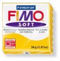 FIMO Soft 56g blok okrová (slunce)