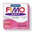 FIMO Soft 56g blok růžová (malinová)