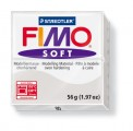 FIMO Soft 56g blok šedá jako delfín