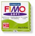 FIMO Soft 56g blok světle zelená (zelené jablko)