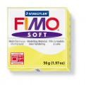 FIMO Soft 56g blok žlutá