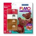 FIMO Soft sada pro děti Bears