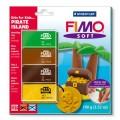 FIMO Soft sada pro děti piráti - Pirate Islands