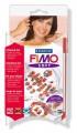 FIMO Soft šperková sada Red Dreams