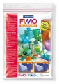 FIMO Textura Flowers - Modern Style