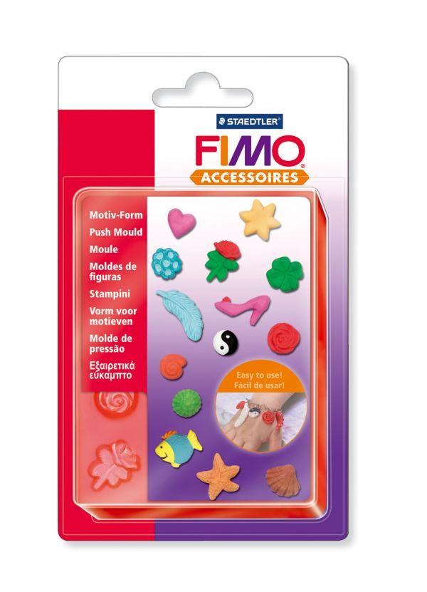 FIMO Vytlačovací Forma Šperky Staedtler