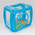 Nafukovací hrací stan Moře + míčky 50 ks Ludi