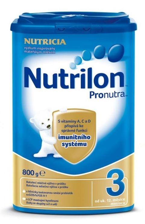 Nutrilon 3 800g