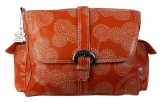 Přebalovací taška Buckle Bag Stitches Orange Kalencom